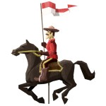 Mountie carusel